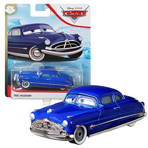 Auswahl Fahrzeuge | Modelle 2020 | Disney Cars 3 | Cast 1:55 Autos | Mattel, Typ:Doc Hudson