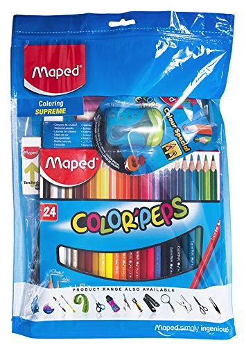 Up to 40% off on Maped Art Supplies