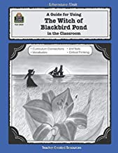 A Guide for Using The Witch of Blackbird Pond in the Classroom: A Literature Unit (Literature Units)