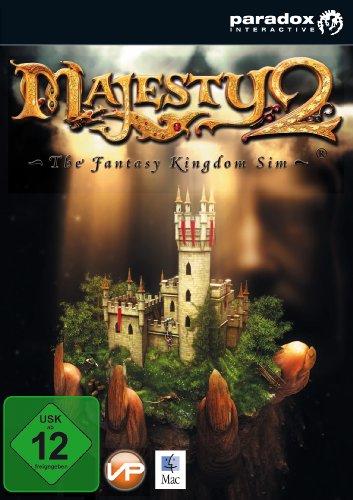 Majesty 2: The Fantasy Kingdom Sim [Edizione : Germania]
