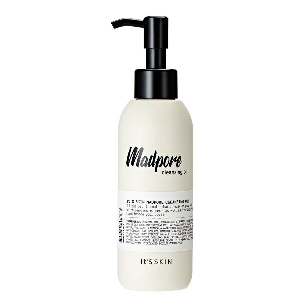 It'S SKIN Mad Pore Cleansing Oil Ranking integrated 1st place Makeup fl.oz. Re 155ml - Fresno Mall 5.24