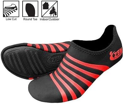 ZEMGEAR Playa Round Toe Low Footwear