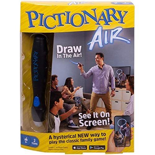 Mattel Games Pictionary Air - 8+Anni [Edizione: Regno Unito]