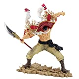 XXSDDM-WJ Muñeca One Piece SC Edward Newgate 20th Figure Anime Figurine One Piece Edward...