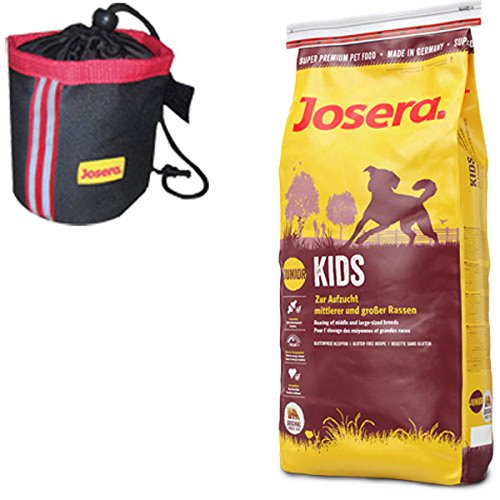 Josera 15 kg Kids Knuspie-Bag