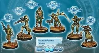 Infinity: Haqqislam - Hassassin Bahram (Starter Pack) by Corvus Belli