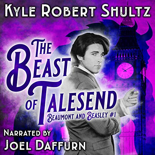 The Beast of Talesend: After Beauty and the Beast audiobook cover art