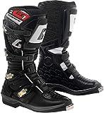 Gaerne GX1 EVO - Botas de motocross y enduro, talla 44, color negro