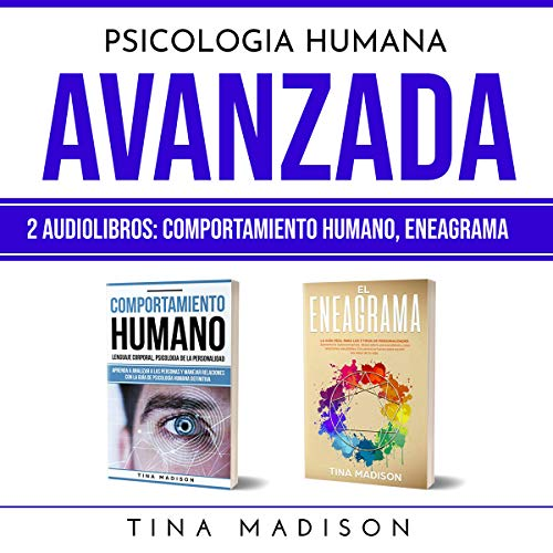 Comportamiento Humano, Eneagrama [Human Behavior, Enneagram] audiobook cover art