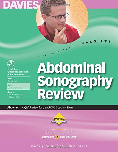 Abdominal Sonography Review: A Q&A Review for the ARDMS Abdomen Specialty Exam