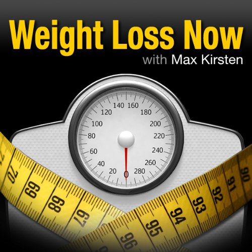 Weight Loss Now audiobook cover art