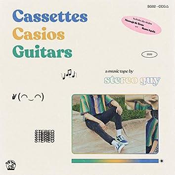 Cassettes, Casios & Guitars