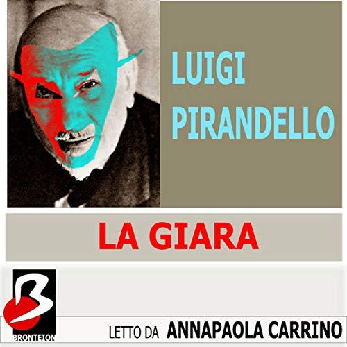 La Giara [The Jar] audiobook cover art