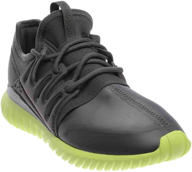 Adidas S75394 Men Tubular Radial Grey Green
