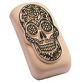 LaDot Tatuaje Temporal, Piedra de Sellar, Calavera de Azúcar Gigante