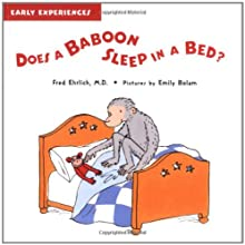 Does a Baboon Sleep in a Bed?