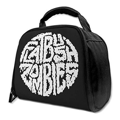 li Flat-Bush Zom-bies Isolierte Tasche Lunch Bag Isolierte Lunch Box Einkaufstasche Kühltasche Für Picknickarbeiten