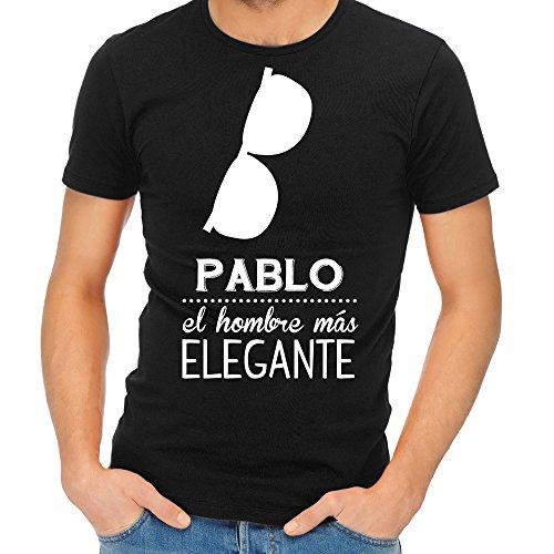 Camiseta Personalizada 'Hombre Elegante' - Regalo Personalizado para l