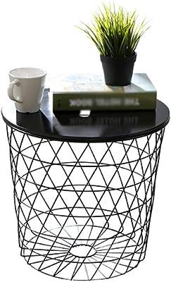 Amazon.com: Marroquí octogonal metal Accent mesa muebles de ...