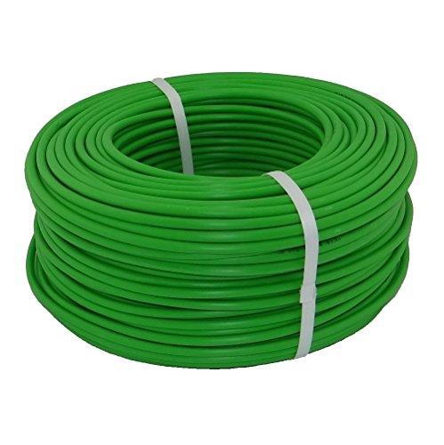 100m KNX EIB Bus Leitung Kabel grün Y(ST)Y 2X2X0,8