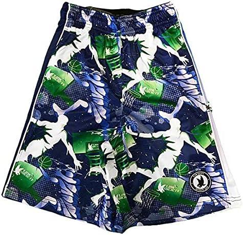 Flow Society Flow Dunk Boys Athletic Shorts