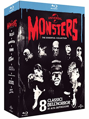 Monsters - The Essential Collection (Limited Ed) (8 Blu-Ray)