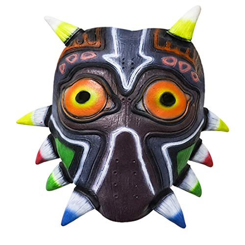 The Legend of Zelda Majora's Mask Adult Halloween Cosplay Costume (No LED Light)