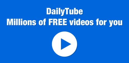 『Daily Tube for DailyMotion』のトップ画像