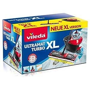 Vileda Ultramat Turbo XL Kit Complet d'essuie-Glace