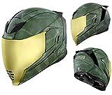 CASCOS DE MOTO Icono Airflite Battlescar2