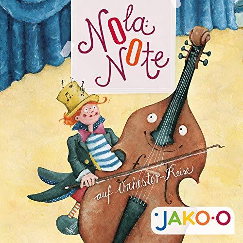 Nola Note und die Harfe