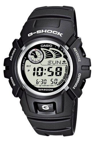Casio G-SHOCK Reloj Digital, 20 BAR, Gris, para Hombre, G-2900F-8VER