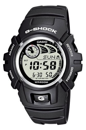 Casio G-SHOCK Reloj Digital, 20 BAR, Gris, para Hombre,...
