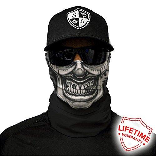 Salt Armour ORIGINAL SVoKI Mischief Halstuch Schal Maske Kälteschutz Halloween Skifahren Snowboard Angeln Jagen Fahrrad Motorrad Paintball BW Outdoor Sonnenschutz Insektenschutz