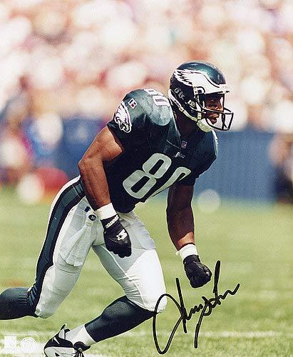 Irving Fryar NFL Philadelphia Eagles Hand Signed 8x10 Photograph
