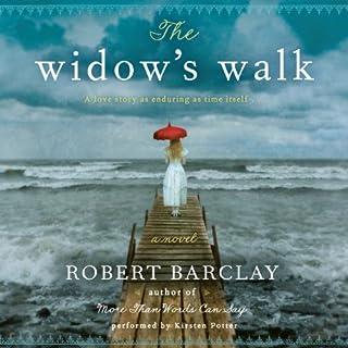 The Widow's Walk audiobook cover art