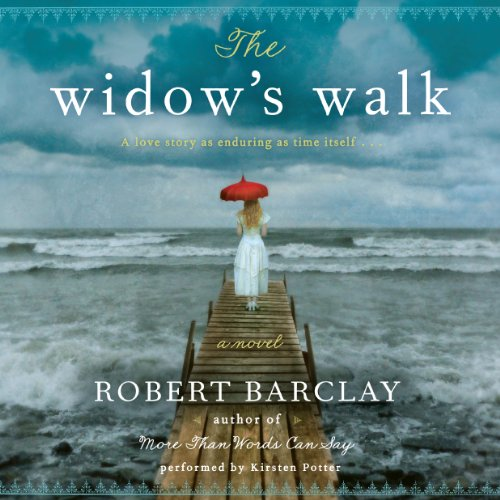 The Widow's Walk audiobook cover art