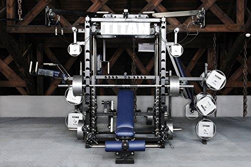 TYTAX T3-X Multi-Gym Multipresse Kraftstation Kraftmaschine mit Power-Rack