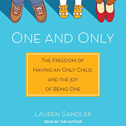 One and Only Audiobook By Lauren Sandler cover art