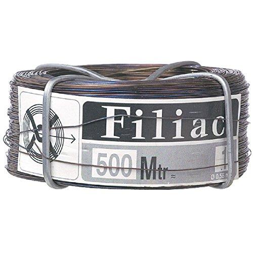 Bobinot fil recuit d'attache pour la vigne Filiac - Diamètre 0,5 mm