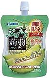 オリヒロ ぷるんと蒟蒻ゼリー スタンディング メロン(130g*8コ入)