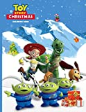 Toy Story Christmas Coloring Book: Jumbo Coloring Books With 50+ High Quality Images Based On Toy Story Cartoons