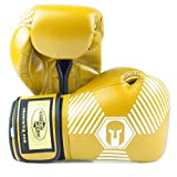 Cheerwing Pro Boxing Gloves for Sparring Kickboxing Muay Thai Fighting Punching Bag & Combat Training