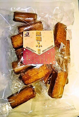 恒食『黒糖ふ菓子』