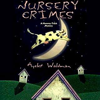 Nursery Crimes audiobook cover art