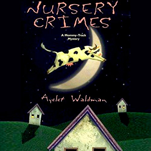 Nursery Crimes audiobook cover art