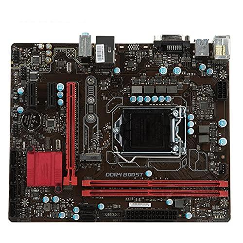 SIJI Placa Base de computadora Apta para msi b250m g1 Placa de Jugador lga 1151 ddr4 para Intel b250 b250m Placa de Escritorio sata III usb3.0 pci-e x16 3.0 Uso