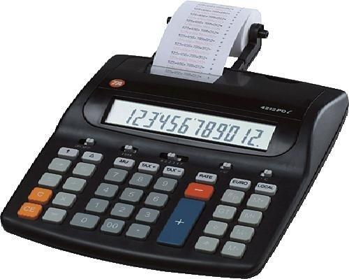 TA Tischrechner TA 4212 PDL