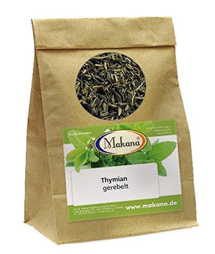 Makana Thymian, gerebelt, 500 g Tüte (1 x 0,5 kg)