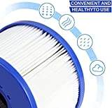 Zoom IMG-2 yxlm cartuccia filtro per piscina
